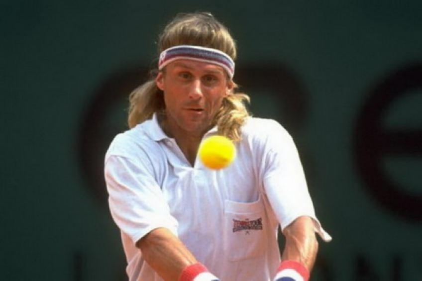 On this day: Bjorn Borg gives wooden racquet one more chance in Monte Carlo
