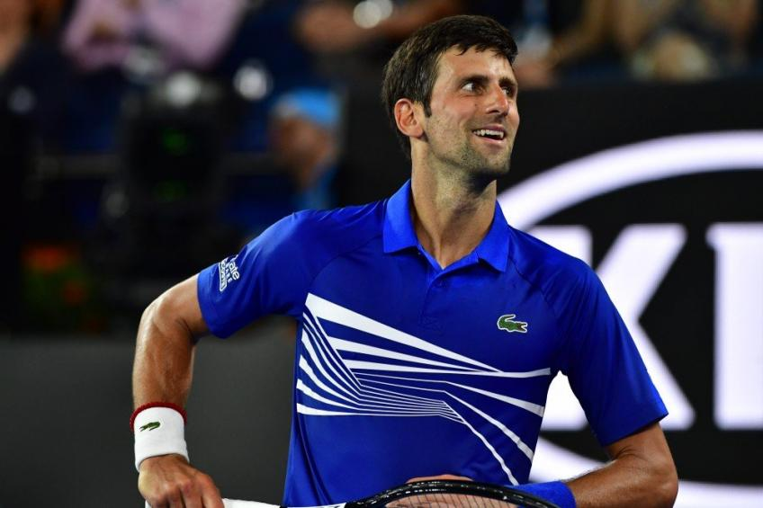 Novak Djokovic doesn't seem to be competitive, says Rusedski