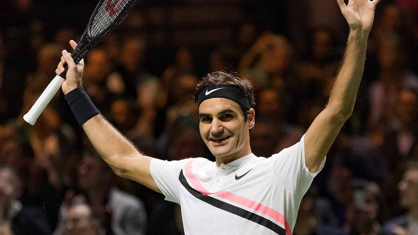 Marseille Open chief reveals the promise Roger Federer had made him