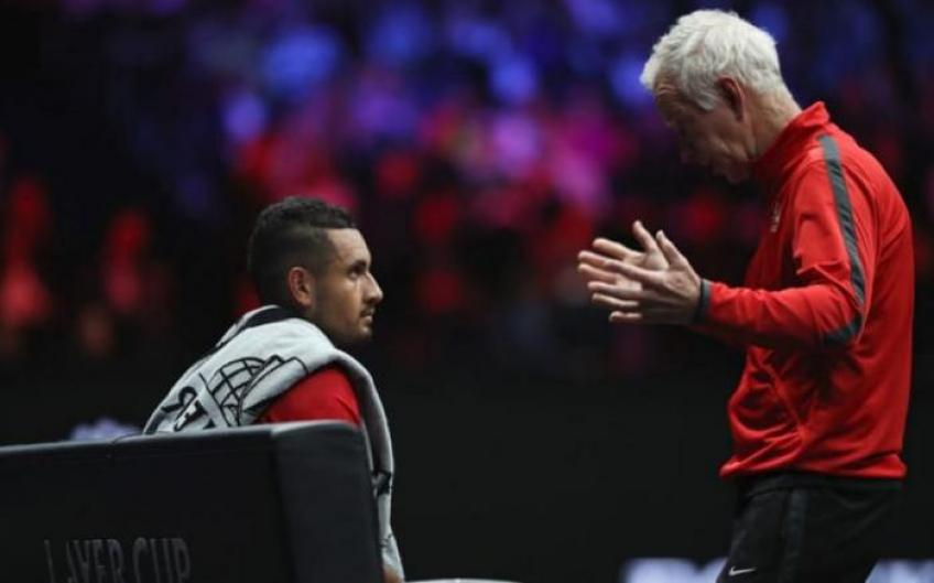 I would work with Nick Kyrgios, says John McEnroe