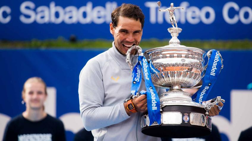 2019 ATP Barcelona - Prize Money: How much can Rafael Nadal earn?
