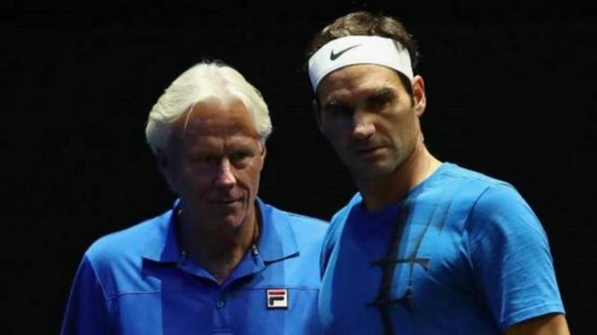 Roger Federer is the best player ever, says Bjorn Borg