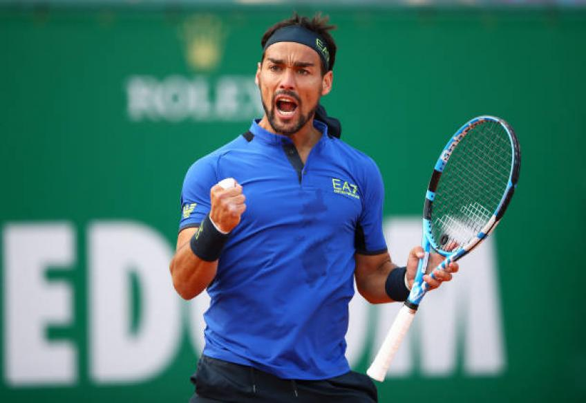 Fognini's Monte Carlo win is another sign that change is coming to tennis