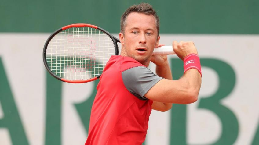 Hip injury forces Philipp Kohlschreiber to withdraw from Barcelona