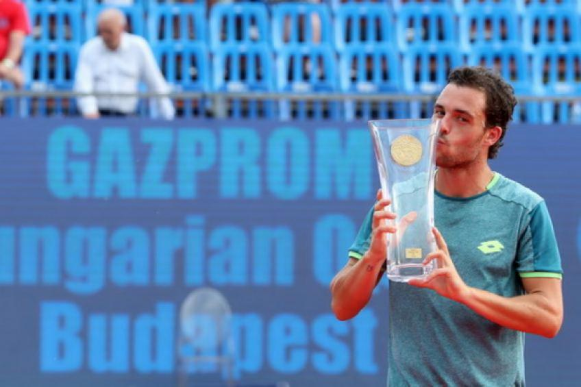Defending champion Marco Cecchinato withdraws from Budapest due to illness