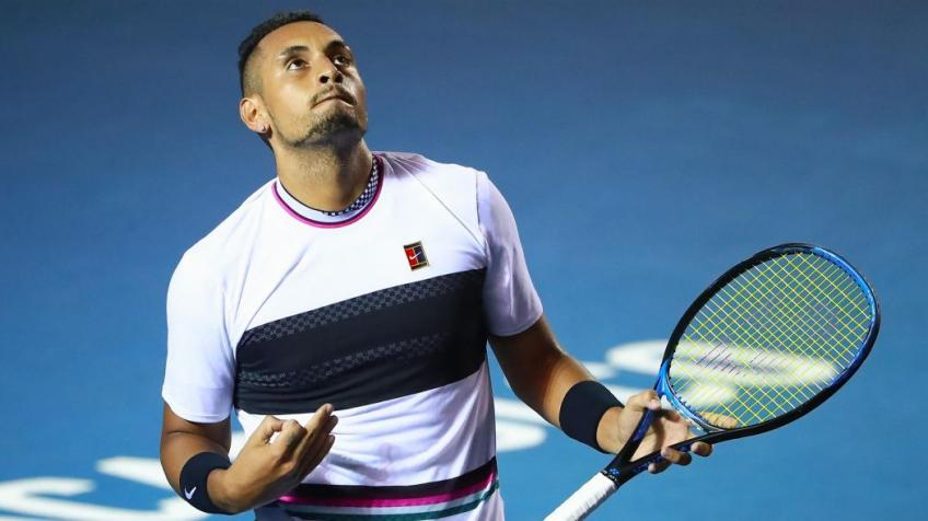 Don't blame Nick Kyrgios for hitting undearm serve, says Robin Haase