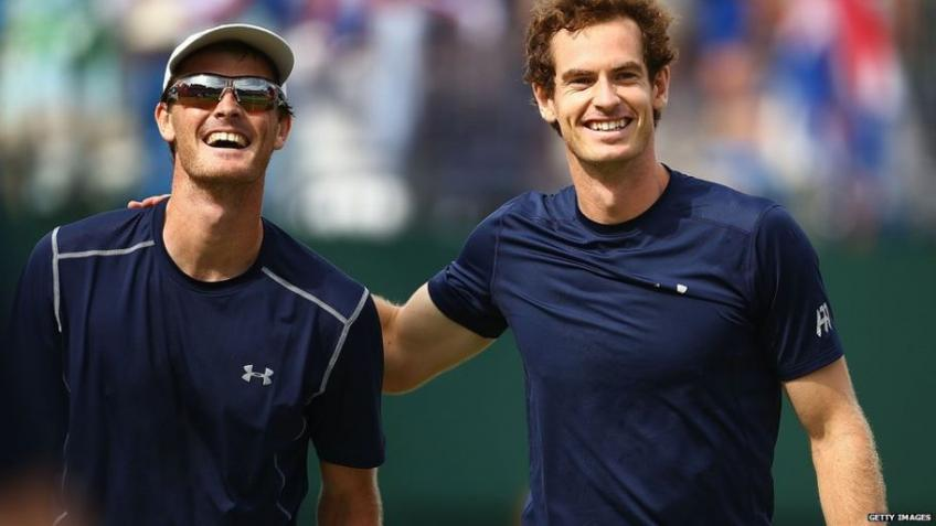 Jamie Murray opens up on possibly playing doubles with Andy