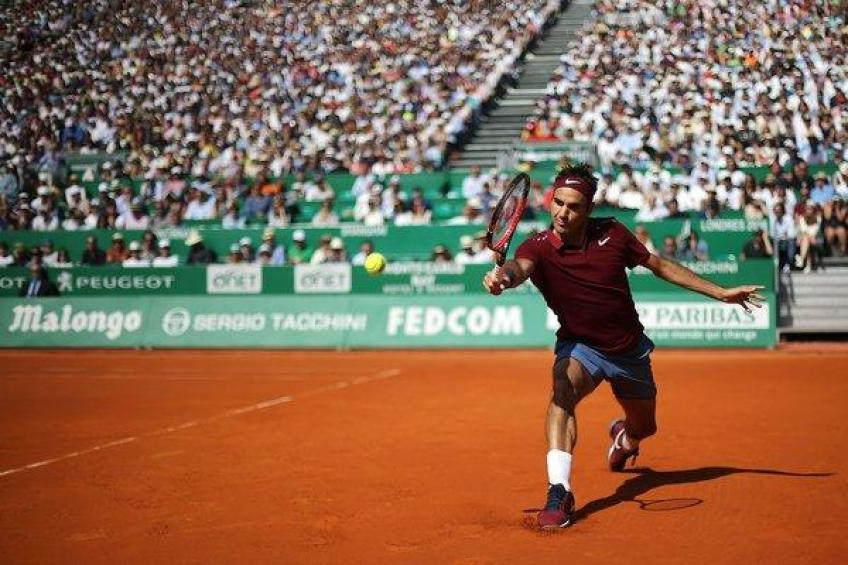Serena Williams' coach explains why Roger Federer can win French Open
