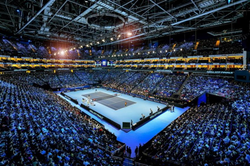 Turin outplays London to host ATP Finals from 2021