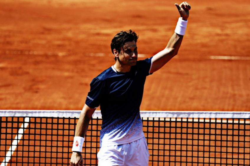 ATP Barcelona: Ferrer thumps Pouille. Auger-Aliassime and Medvedev win