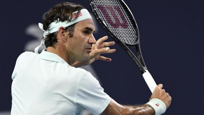 Roger Federer reacts to ATP Finals being played in Turin