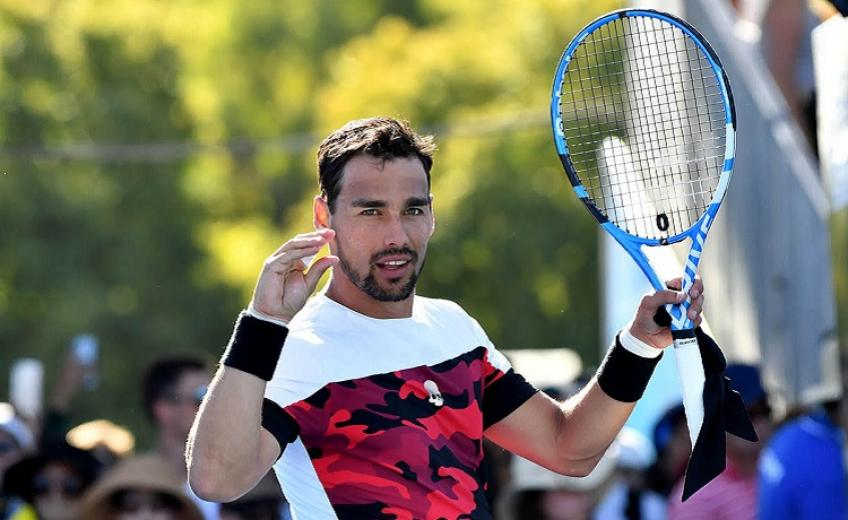 Fabio Fognini: 'Don't ask me about my goals at the French Open!'