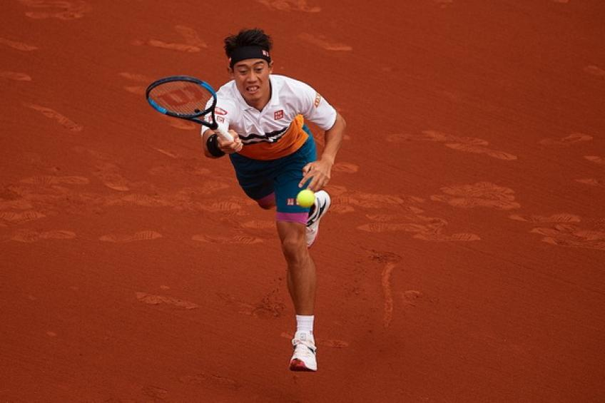 Kei Nishikori: 'I recommend Asian players to compete in Europe and the USA'