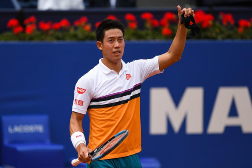 Kei Nishikori: 'It will be very tough to beat Medvedev, he is great player'