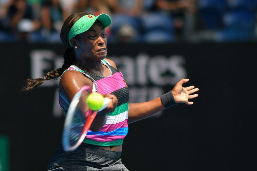 Sloane Stephens has yet to figure out something about her 2019