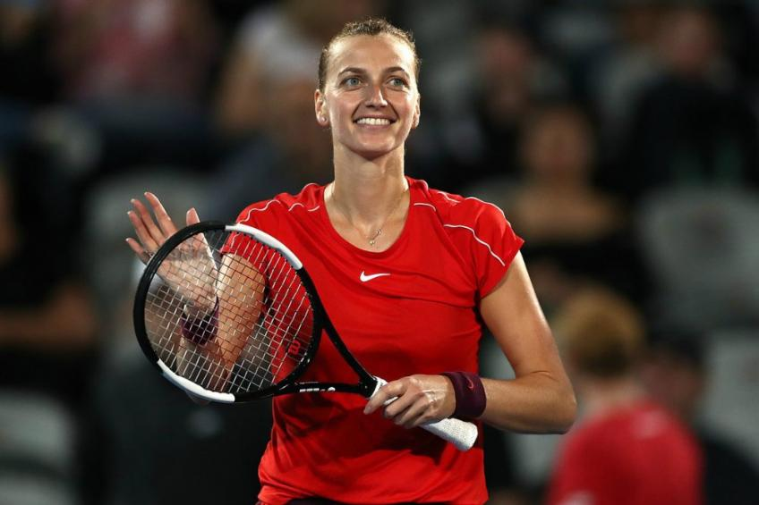 Kvitova earns maiden Stuttgart title