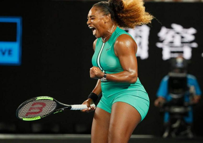 Serena Williams: 'Missing daughter Olympia first step broke my heart'