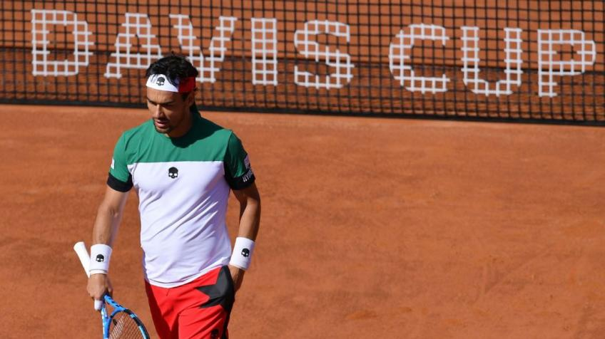 Fognini, Cecchinato and Berrettini: can the Italian team win the Davis Cup?