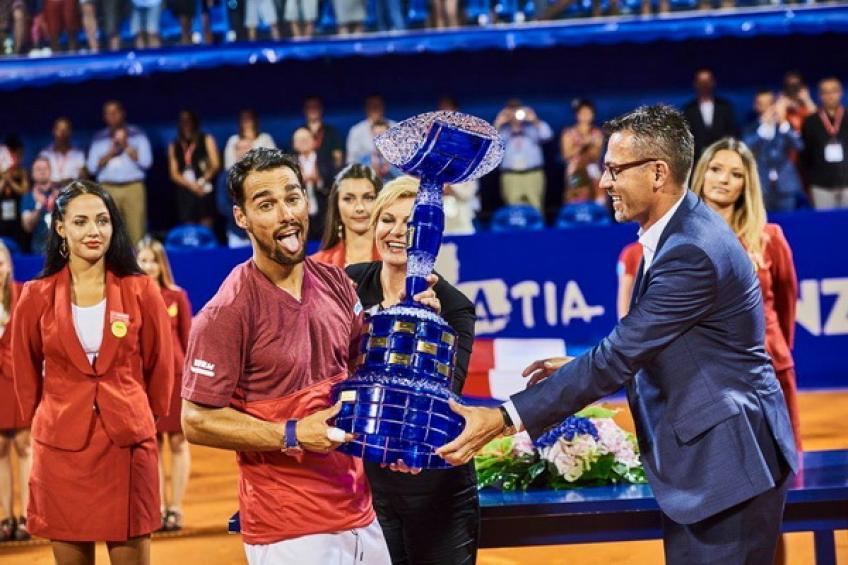 Fabio Fognini and Borna Coric to headline the 30th edition of Umag Open