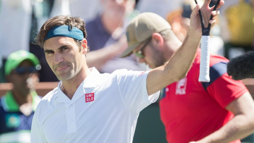 Roger Federer: 'The fire is still burning, but the end can happen anytime'