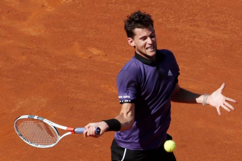 Dominic Thiem is ready to don the mantle of super star