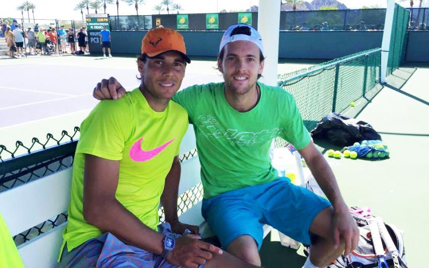 Joao Sousa reveals what Rafael Nadal once told him