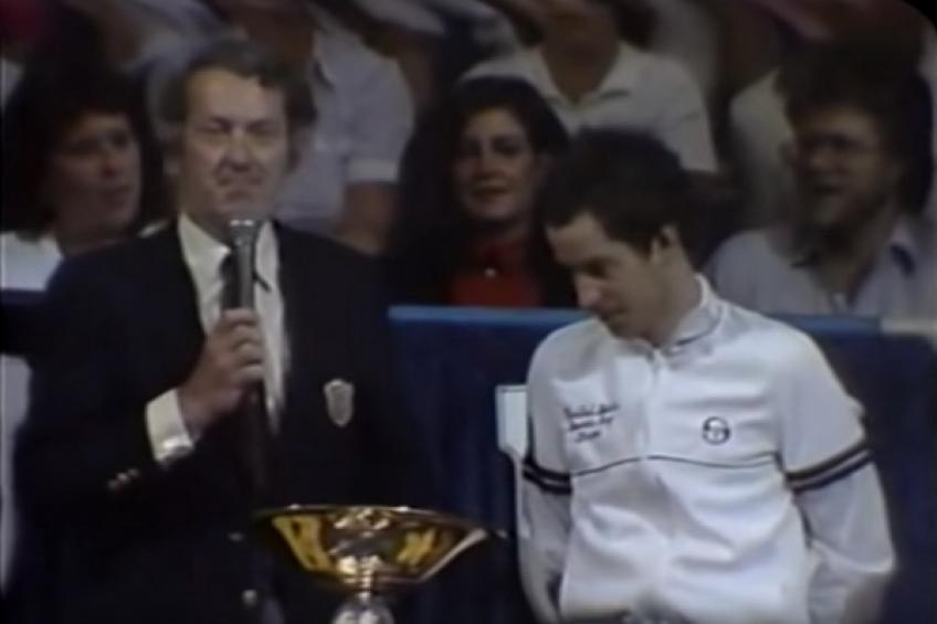 On this day: John McEnroe wins Dallas against Ivan Lendl after an epic MP