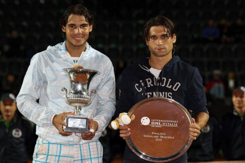 On this day: Rafael Nadal upends David Ferrer to pass Roger Federer