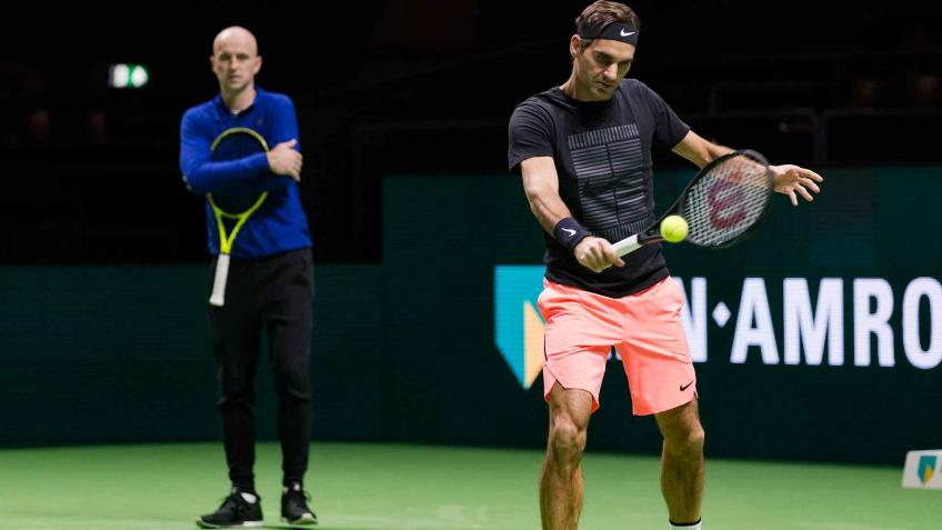 Coach Ivan Ljubicic shares why Roger Federer can play well on clay