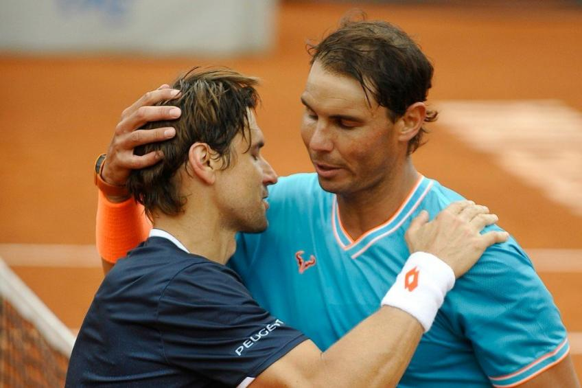 David Ferrer: 'I was a better player thanks to Rafael Nadal'