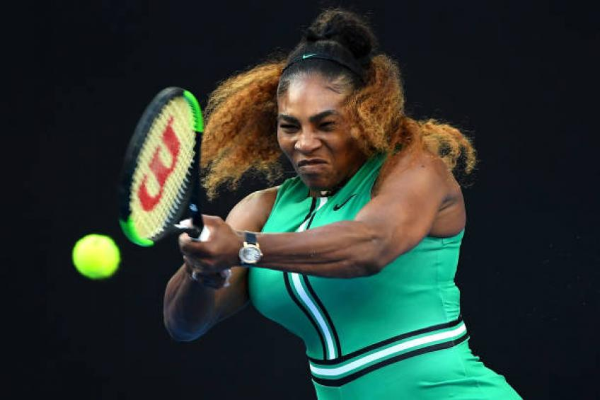 It is hard to stop Serena Williams when she wants something - Henin