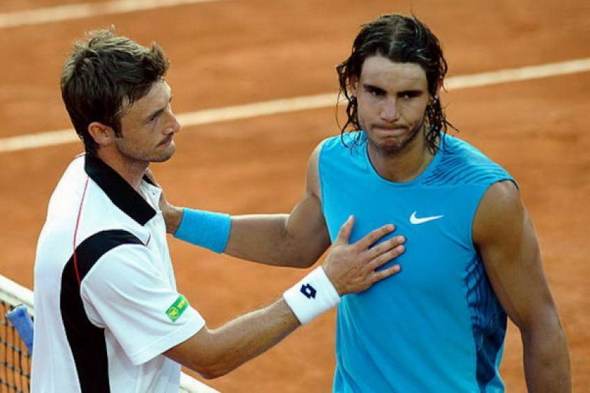On this day: Rafael Nadal loses on clay for the second time in 105 matches!