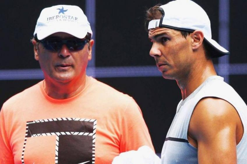 Toni Nadal was the most important person in Rafael's career - Weindorfer