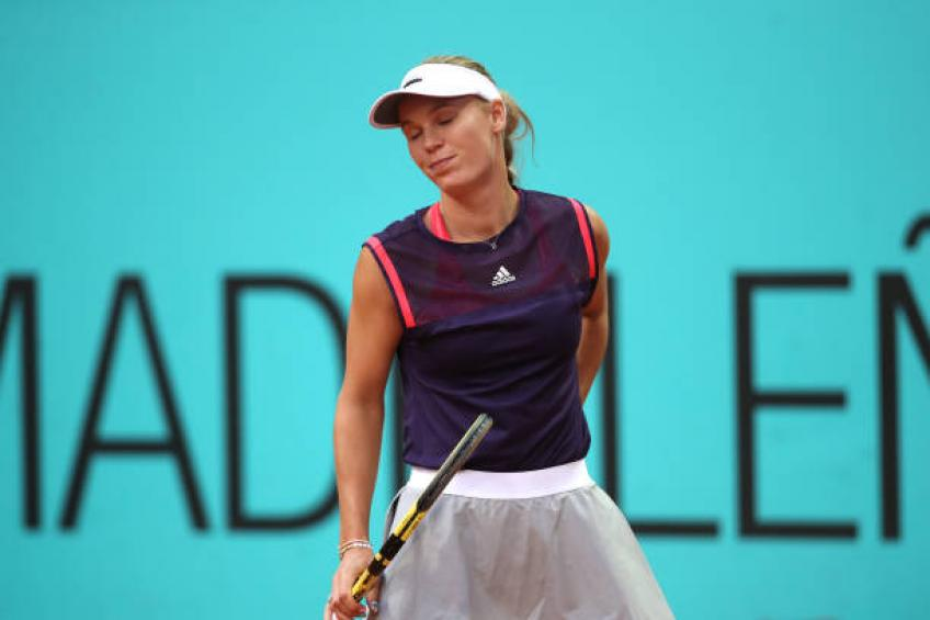 I don't know how long Caroline Wozniacki will keep playing - Brother