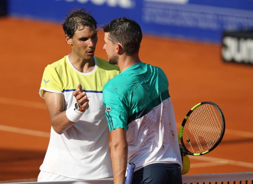 Dominic Thiem: 'The first time I beat Nadal I gained a lot of self-belief'