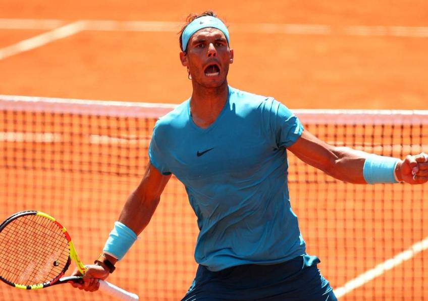 Rafael Nadal's 11 French Opens are for eternity, says Thiem
