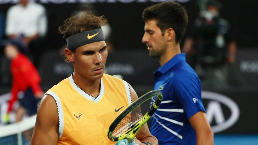 Novak Djokovic: 'Rafael Nadal is always the No. 1 favorite on clay'
