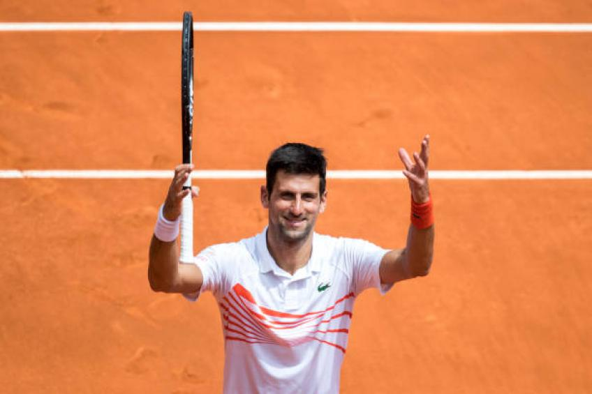 Novak Djokovic: 'I learned a lot from Agassi and Stepanek'