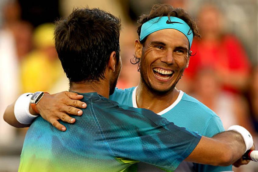 Verdasco: 'You can never say there will not be another Rafael Nadal'