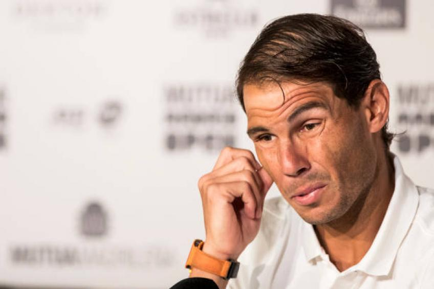 Rafael Nadal asks ATP to have better communication with Spanish players