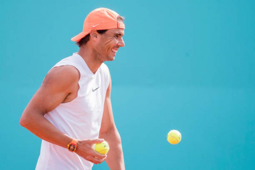 carne de vaca lo hizo Fantástico  Rafael Nadal: 'My contract with Nike is a private matter'
