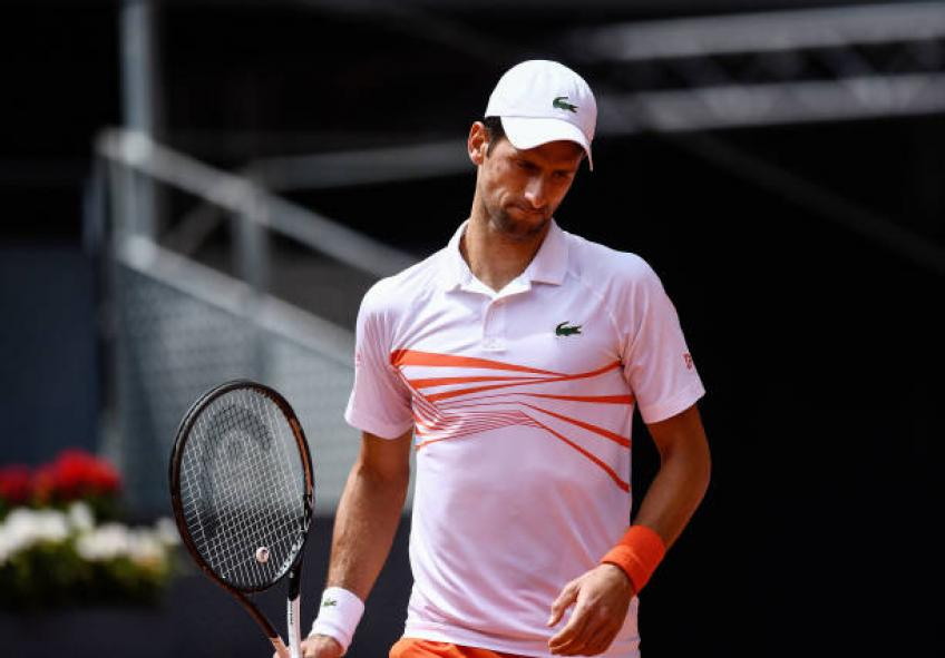 Novak Djokovic shares the turning point of win over Taylor Fritz