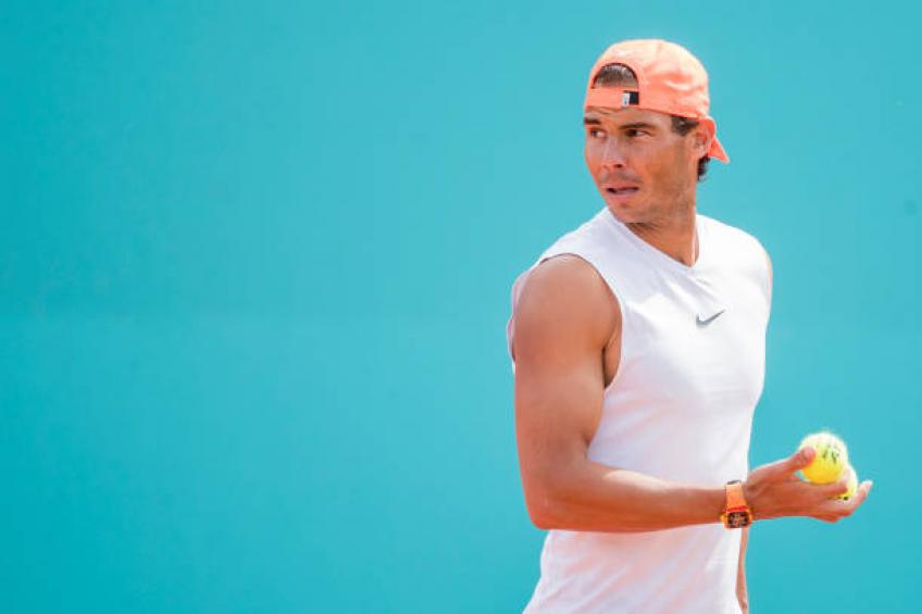 Madrid Open: Rafael Nadal through to third round