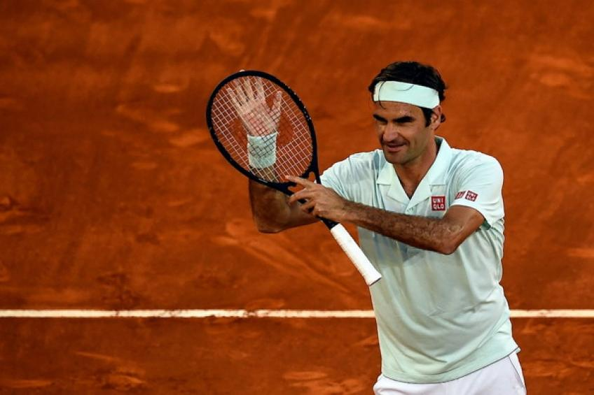 Roger Federer will play Italian Open in warm-up for Roland Garros