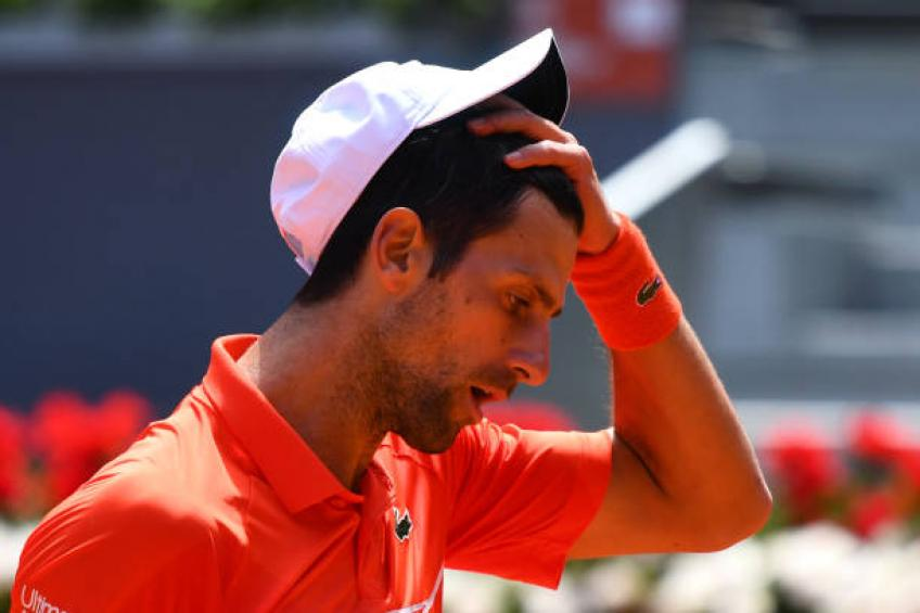 Novak Djokovic: 'Breaking through is tougher than in the past'