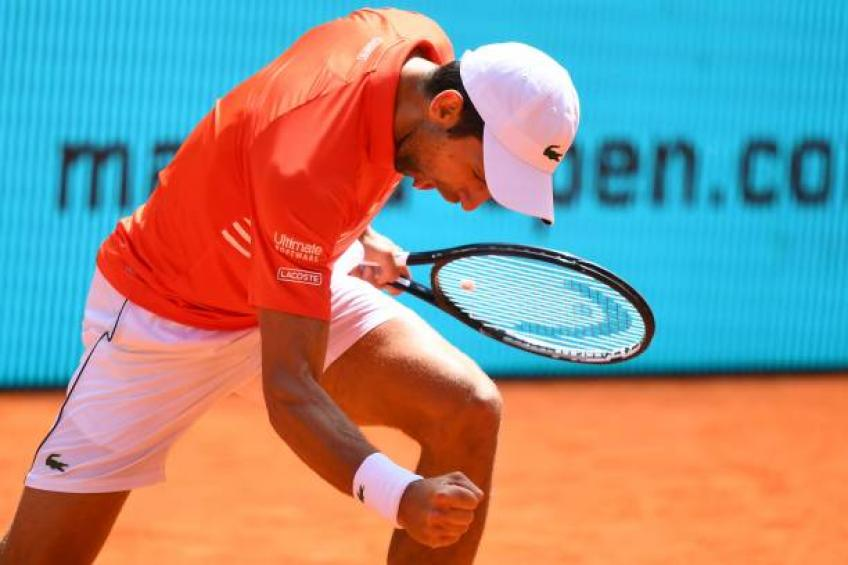 Madrid Open - Novak Djokovic vs Jeremy Chardy Preview & Prediction