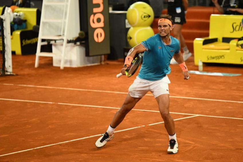 Djokovic beats Tsitsipas to win third Madrid Open title