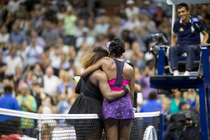 Serena, Venus Williams are examples for their success - Stephens