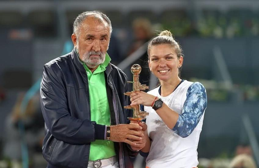 Tennis is a business. Look at Davis Cup, says Ion Tiriac