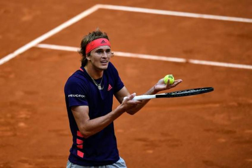 Being a top four seed in the French Open has zero importance, says Zverev